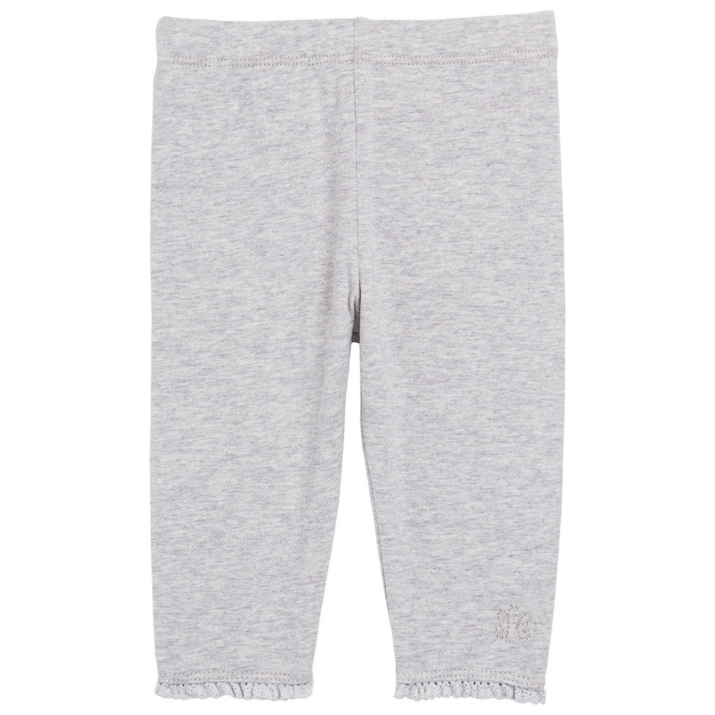 Baby Chic Leggings Gray - Occasion Kids