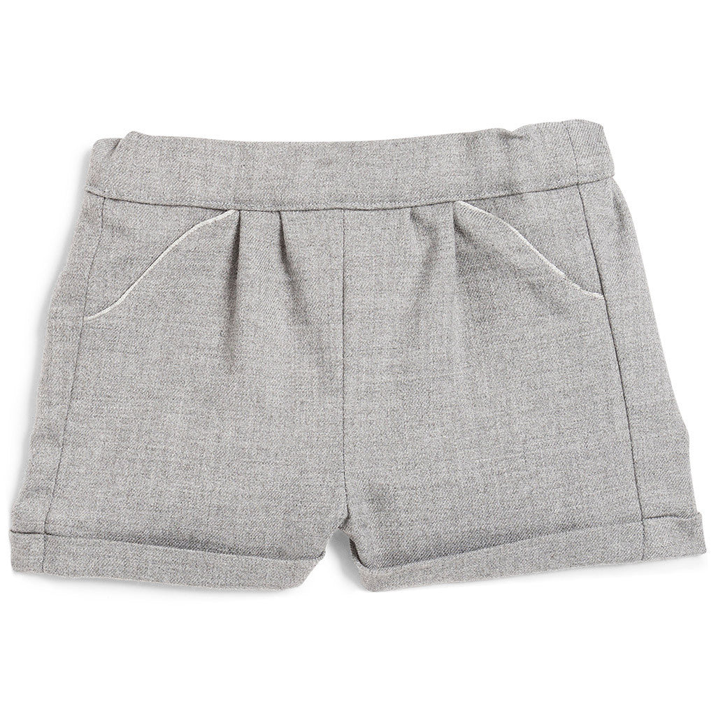 Baby Chic Shorts Gray - Occasion Kids