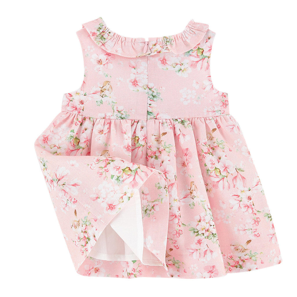 Baby Floral Dress and Knickers