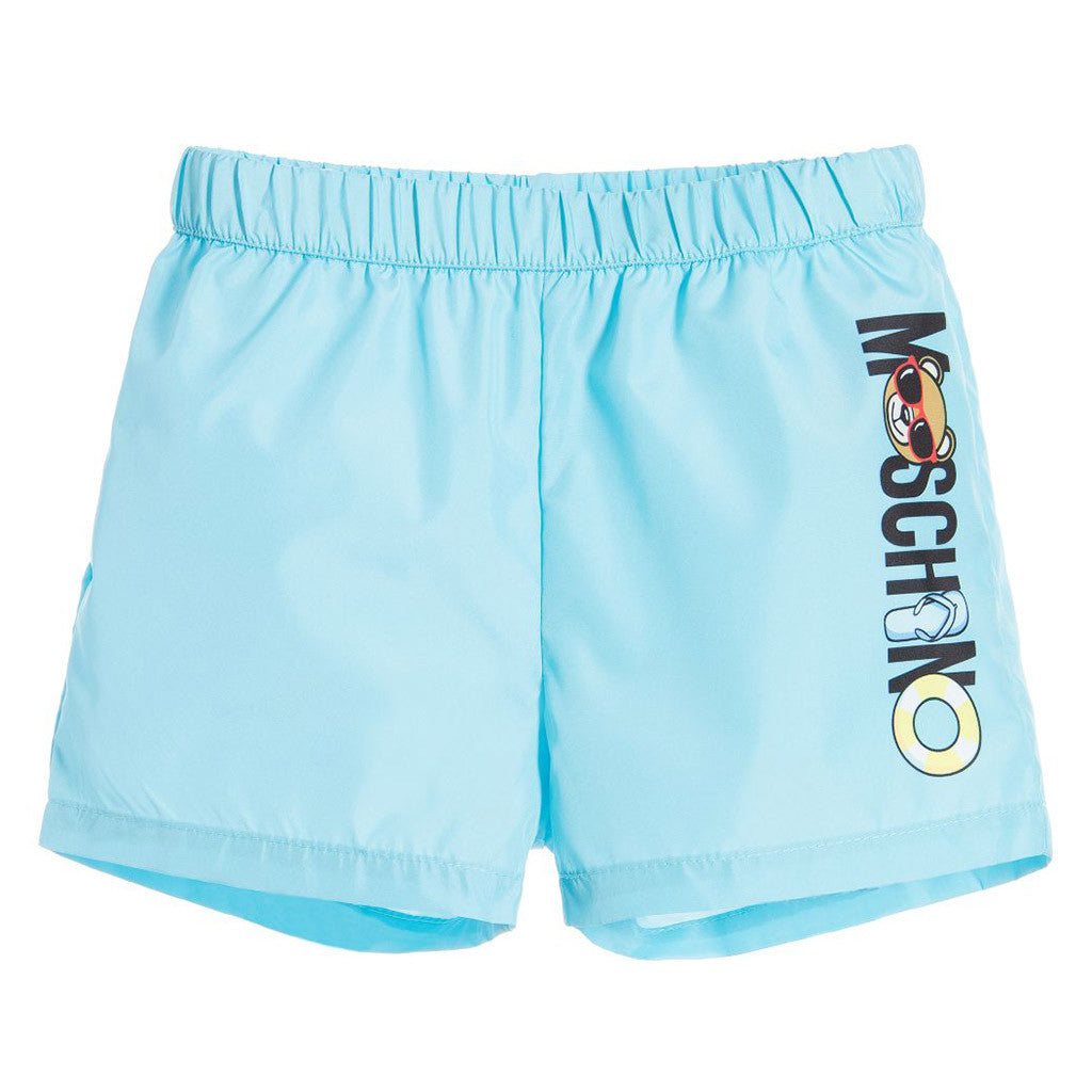 Boys Bear Swim Shorts