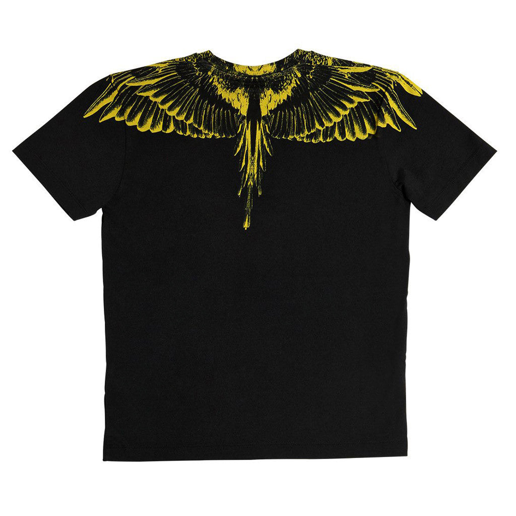 Boys Black Wings T-shirt
