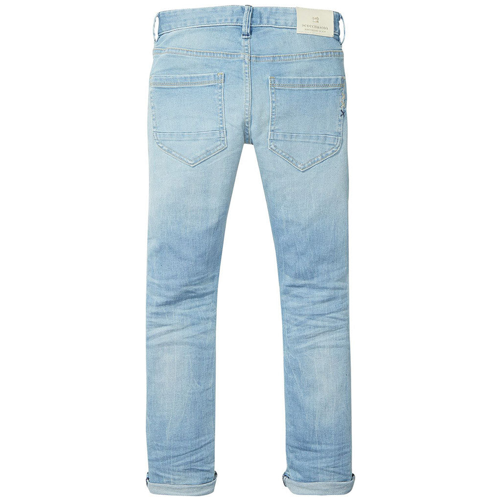 Boys Light Wash Denim Floyd Jeans