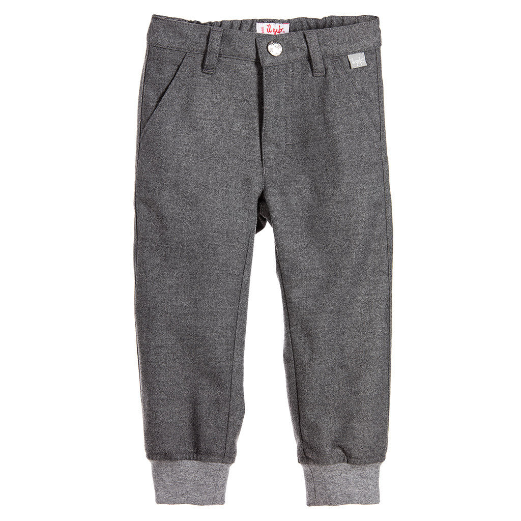 Boys Pants Gray