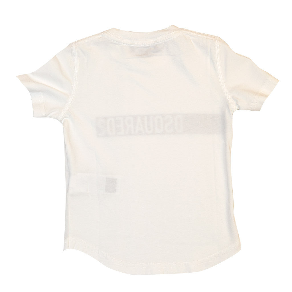 Boys Printed Logo T-shirt