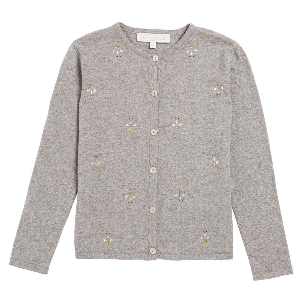 Elixir Couture Cardigan Gray