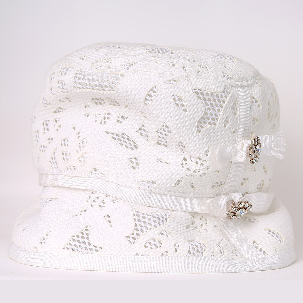 Hat in Lace