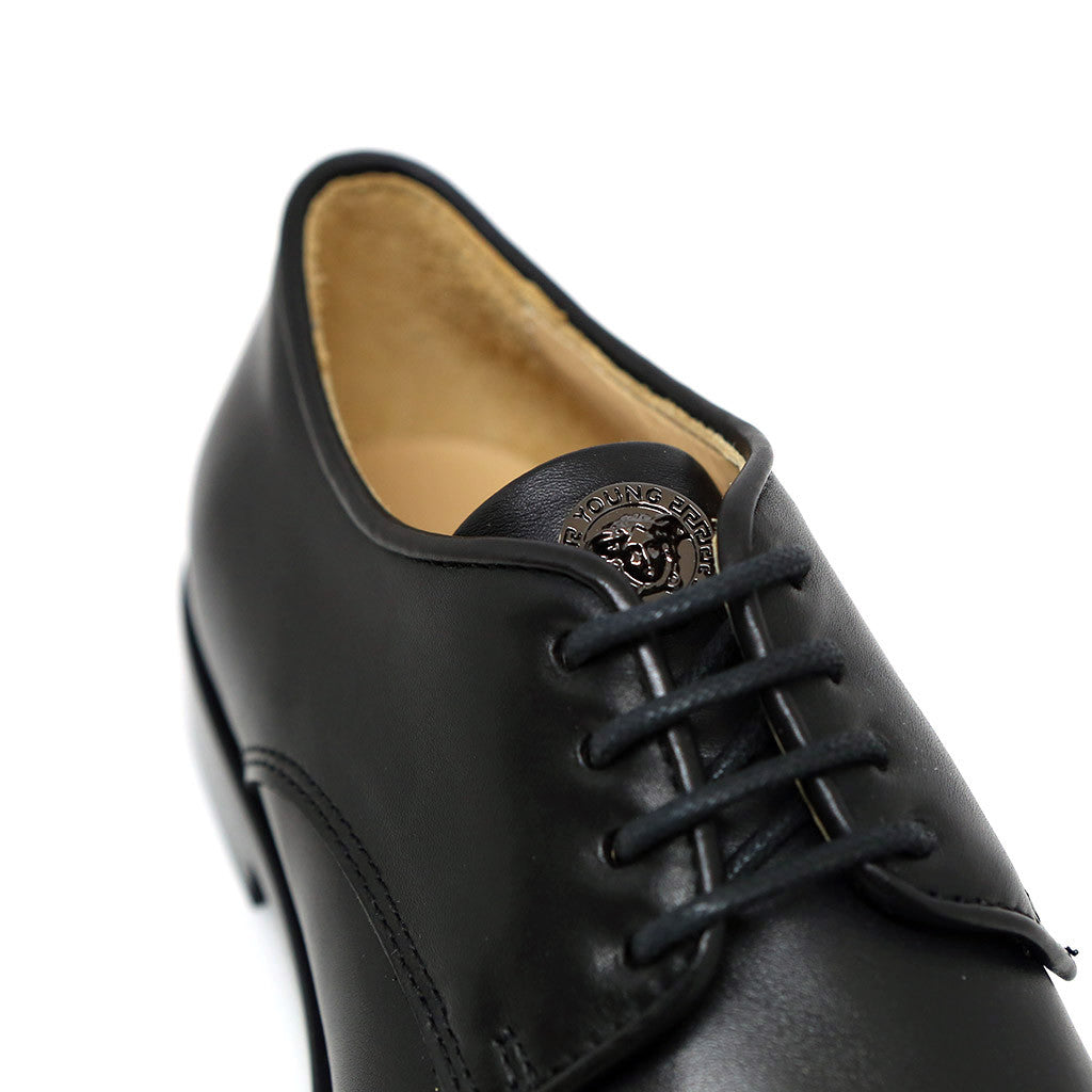 Lace Up Dress Shoes Black