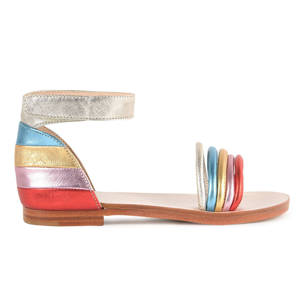 a37c57cbdc1a Leather Rainbow Sandals – Occasion Kids