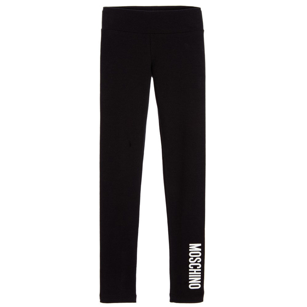 Leggings Color Bloc Black