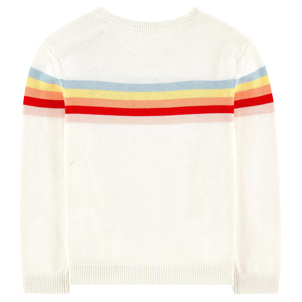 Mini Me Rainbow Sweater