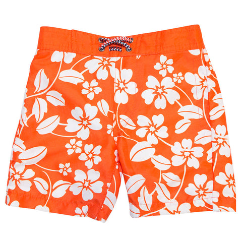 Boys Slate Stripe Hybrid Shorts