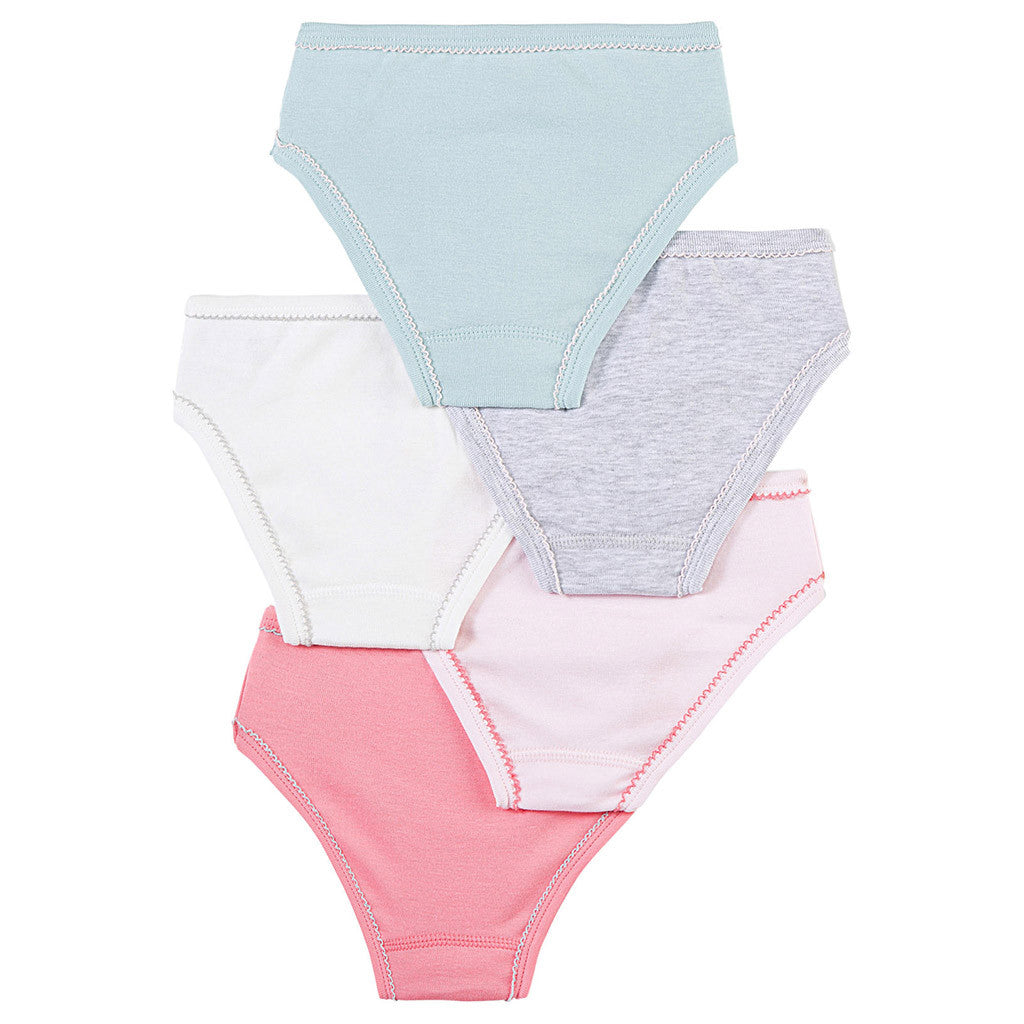 Pack of 5 Solid Underwear