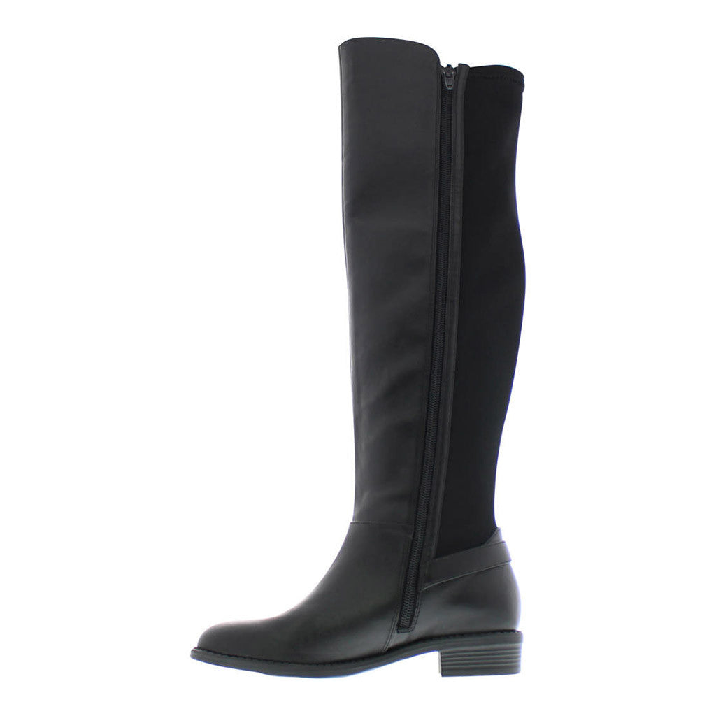 Pia Lillian Boots Black