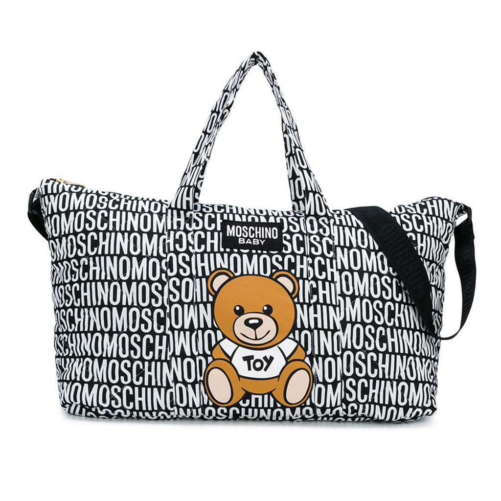 fa2af798d4 Baby 'Bear' Diaper Bag- Black – Occasion Kids