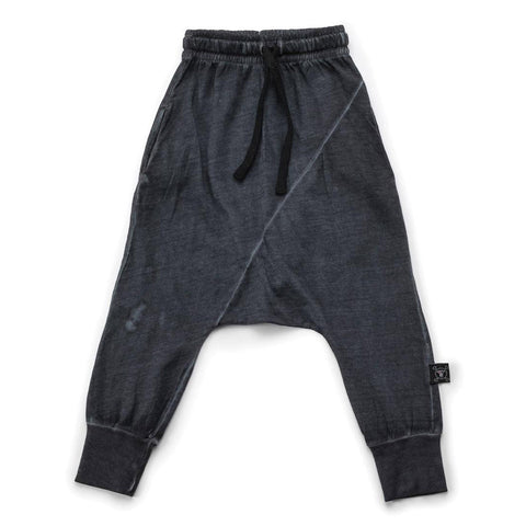 Boys Black 'Rouky' Bermuda Shorts