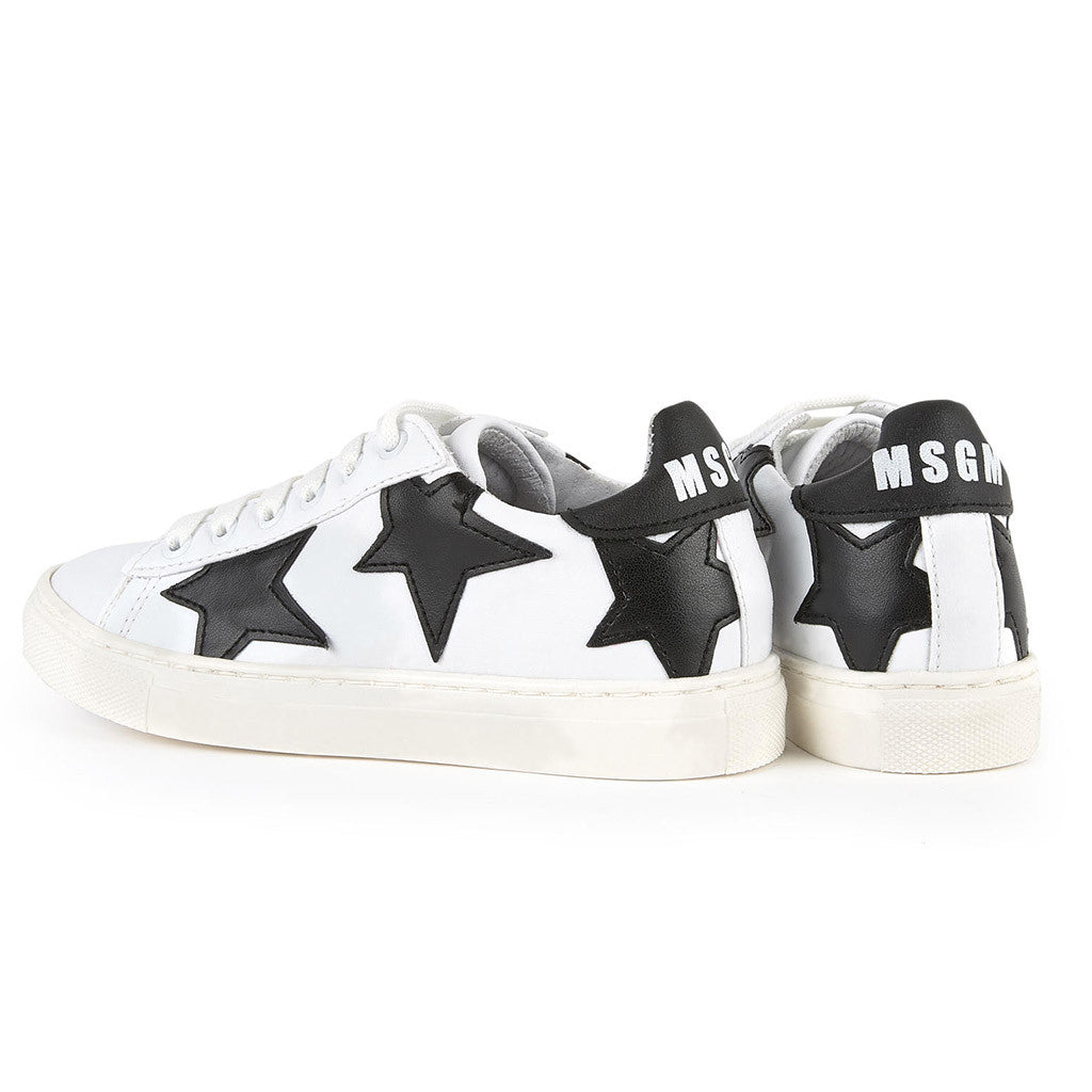 Star Trainers with Laces