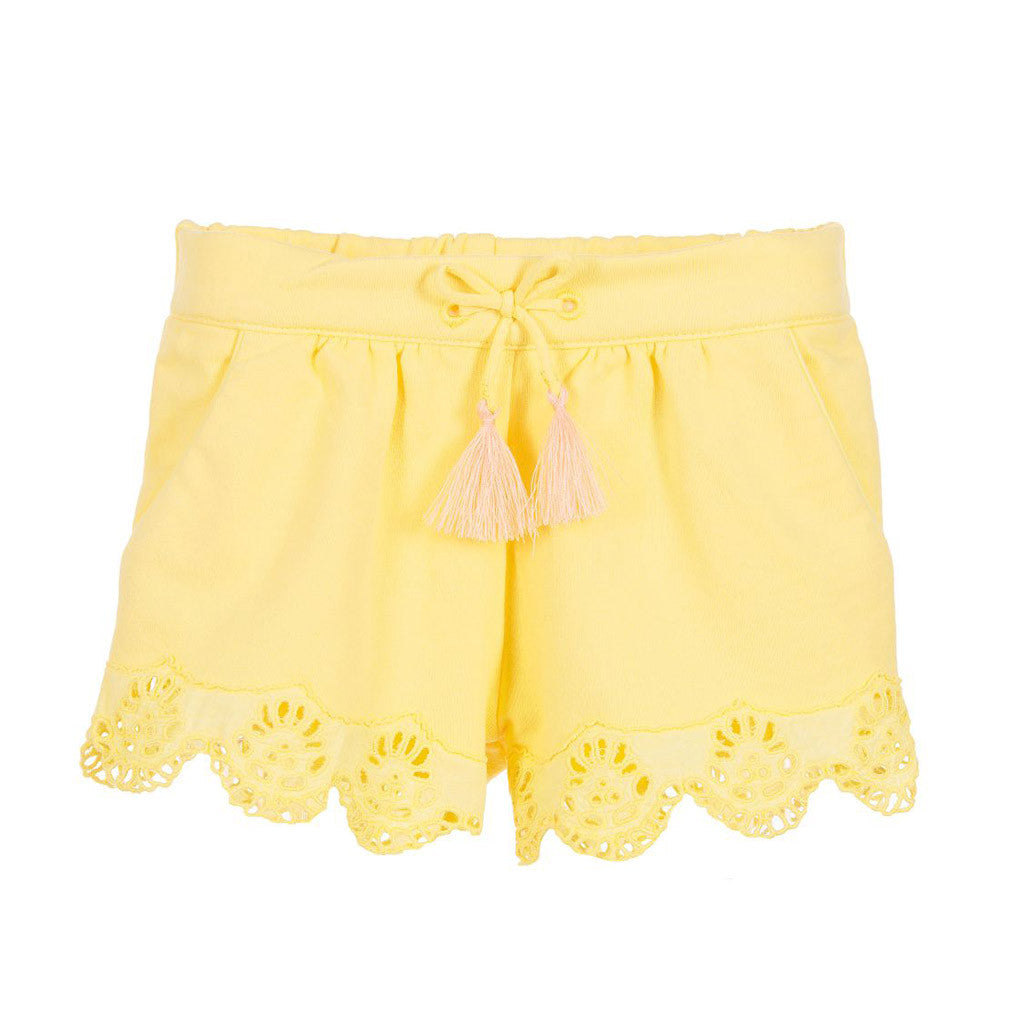 Tassel Lace Shorts