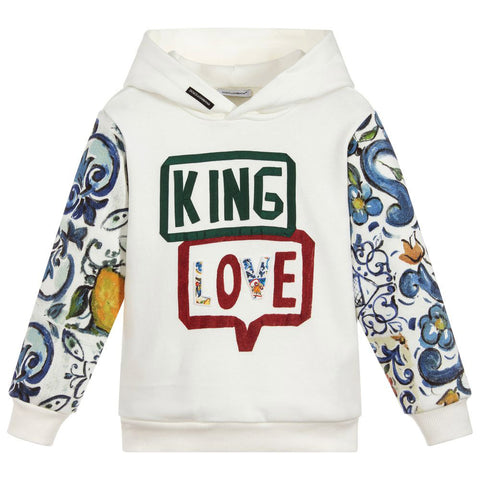Baby 'King Love' One Piece