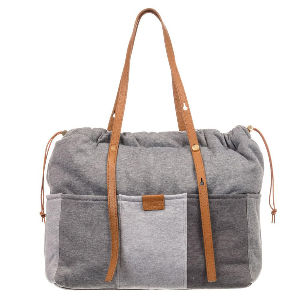 Gray Baby Diaper Bag