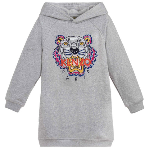 Girls Pink Embroidered Eye Sweatshirt