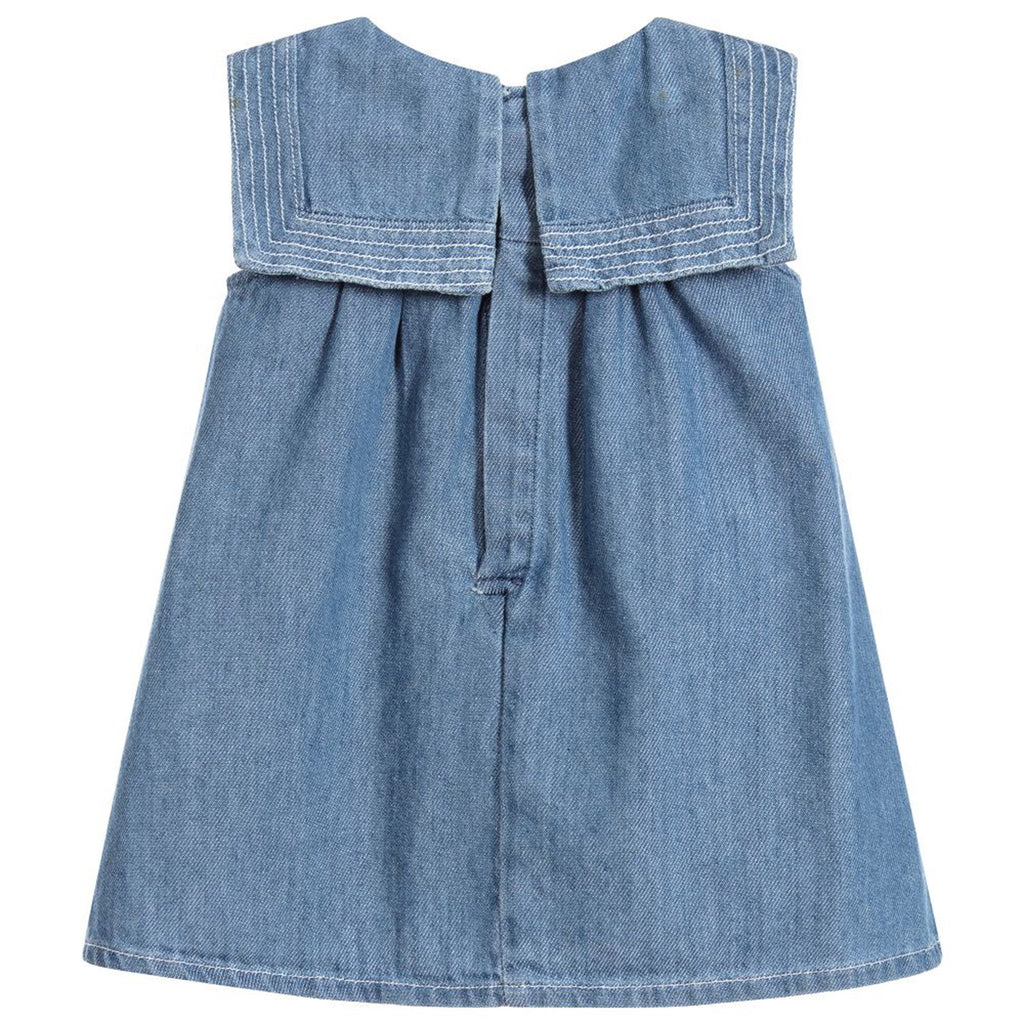 670814f6955a Baby Denim Sailor Collar Dress – Occasion Kids