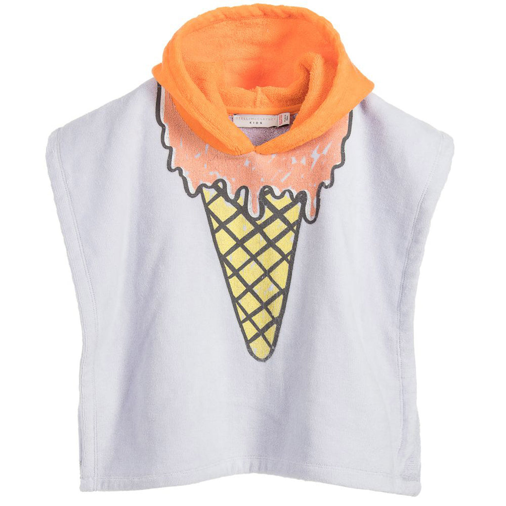 Baby 'Bobo' Ice-cream hooded Towel