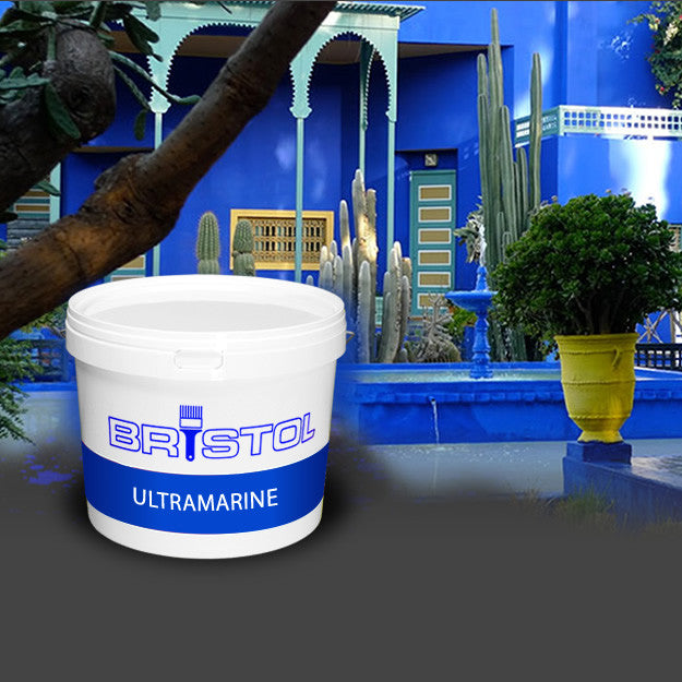 Majorelle Blue Paint