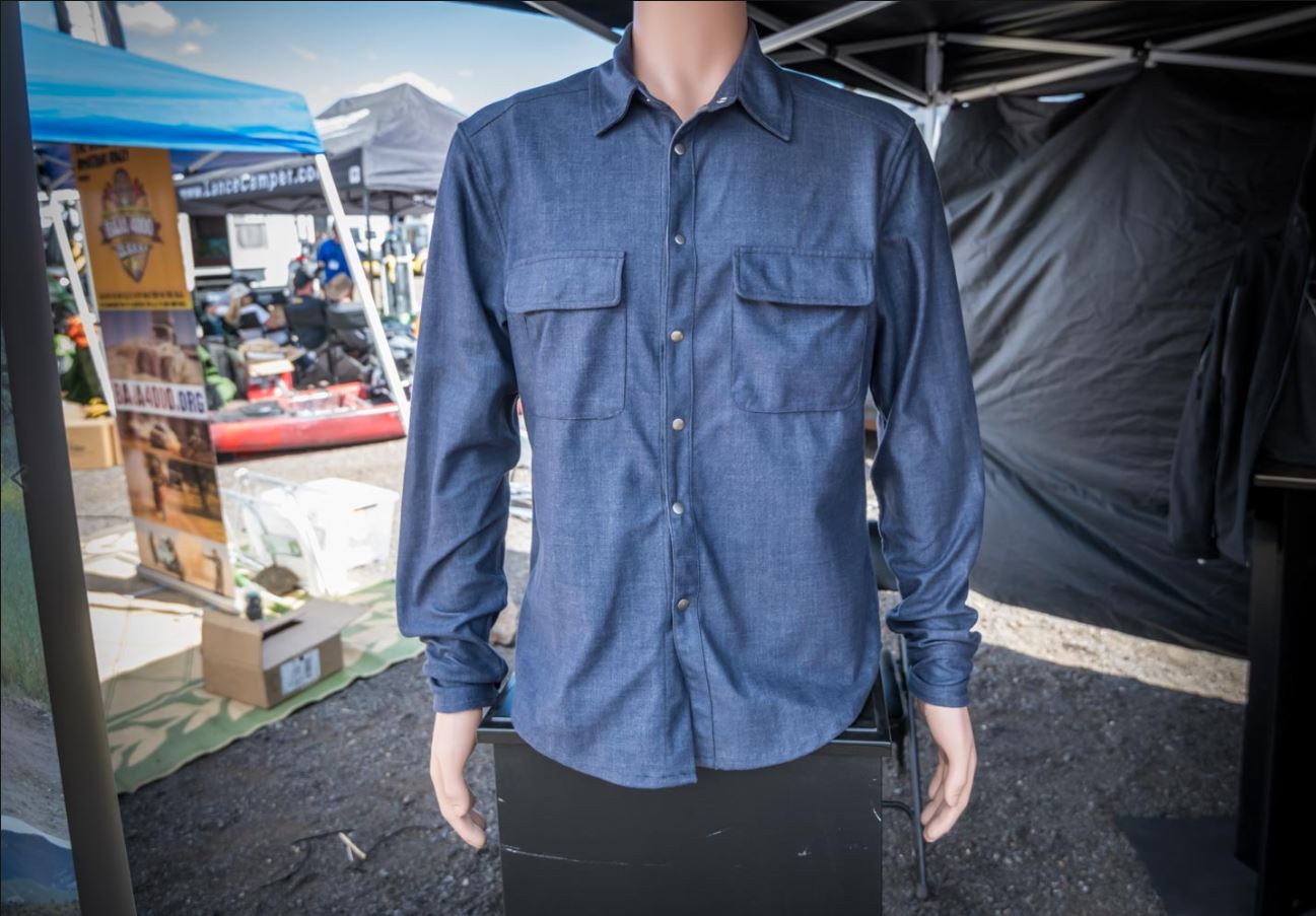 Regulation Shirt named to Gear Junkie's Overland Expo Shortlist!
