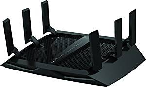 VPN Router UK - front Netgear R8000