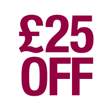 Buy Today & Save £25
