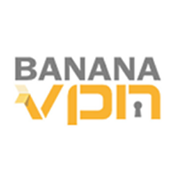 Banana VPN website
