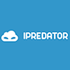 IPredator VPN website