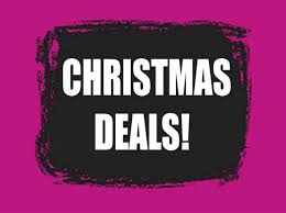 DO NOT MISS OUT ON THESE GREAT DECEMBER MEGA DEALS - BUY NOW!