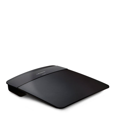 IPVanish VPN Router Linksys N300 Flashed with DD-WRT Firmware Top View