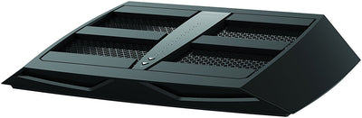 Top view of Netgear Nighthawk X6 R8000 VPN Router