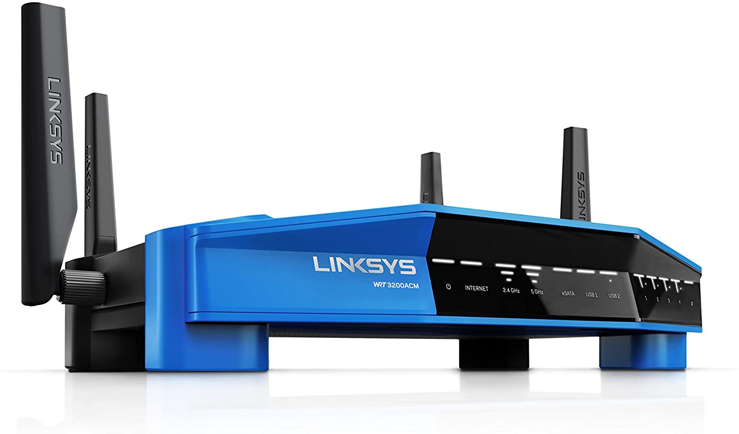 CyberGhost VPN Router Linksys WRT3200ACM Flashed DD-WRT Router