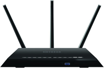 top view r7000 nighthawk Mullvad vpn router