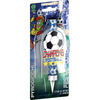 "Ice Fountain Sparklers - Football Ice Fountain Candles 6"" Inch Indoor Use (PACK OF 1)"