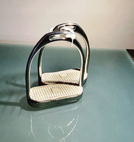 "STIRRUPS 4.25"" SS WHITE Tread used"