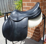 "SOLD........17"" Defiance Force Jump Saddle MW"