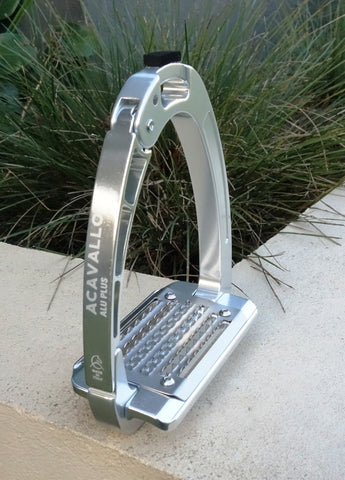 STIRRUPS Acavallo Arena ALUPLUS Safety Stirrups  (NEW DESIGN)