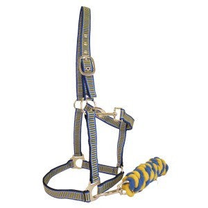 RANCHER HEAD COLLAR & LEAD FULL