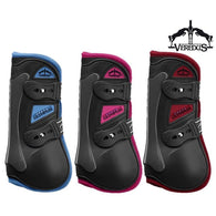 VEREDUS OLYMPUS BOOTS FRONT BLUE, PINK & WINE (PRE ORDER)