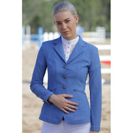 Huntington Nicky Kwik-Dry Ladies Riding Jacket - BLUE (PRE ORDER)