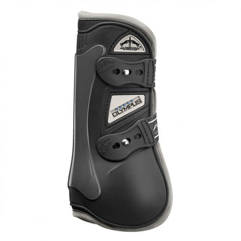 VEREDUS OLYMPUS BOOTS FRONT BLACK/IVORY