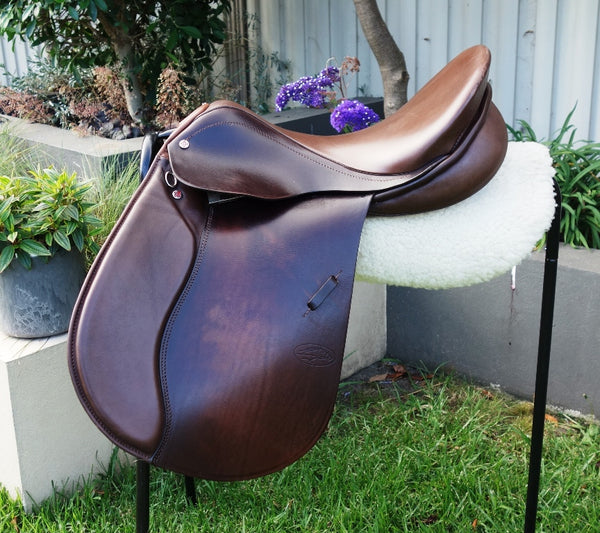 "18"" LEMETEX AP/DRESSAGE SADDLE M"