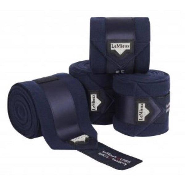 LOIRE POLO BANDAGES NAVY
