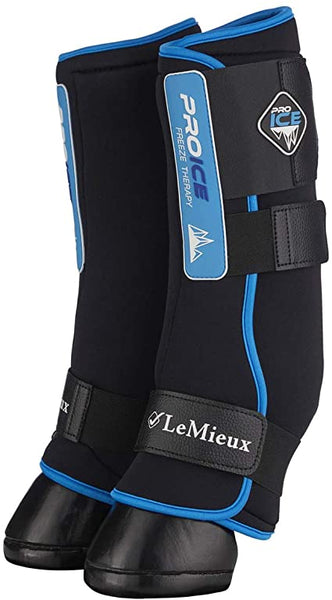ICE    LEMIEUX PROICE FREEZE BOOTS M & L