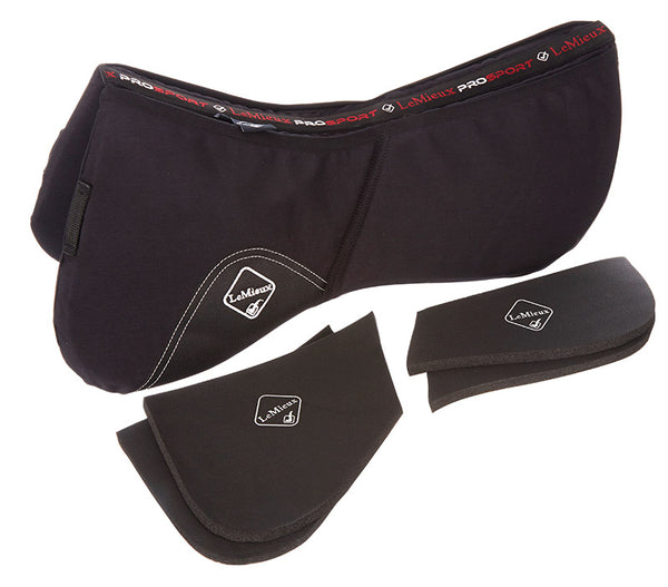 LEMIEUX PRO SORB PLAIN HALF PAD (BLACK, NAVY & BROWN)