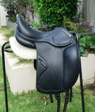 "17"" AMERIGO PASUBIO PINEROLO +1 DRESSAGE SADDLE"